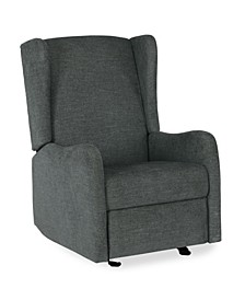 Bonny Wingback Rocking Recliner