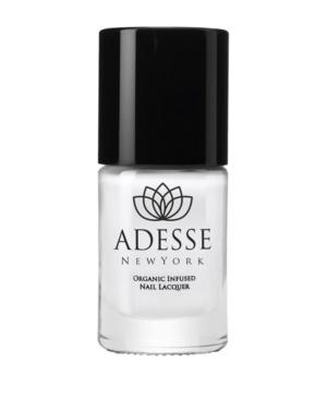 Adesse New York Gel Effect Nail Polish In White Lotus