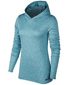 Women's Dry Legend Hooded Top