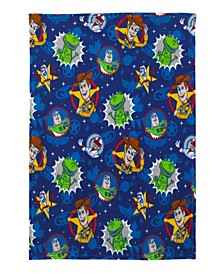 Toy Story 4 Fleece Blanket
