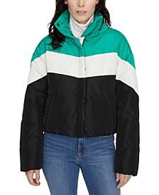 Ski Club Puffer Coat