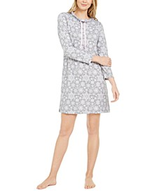 Women's Sleepshirt Nightgown, Online Only