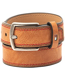 Big Boys Faux-Leather Belt