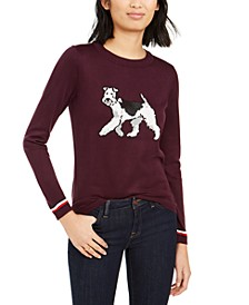 Holiday Terrier Sweater