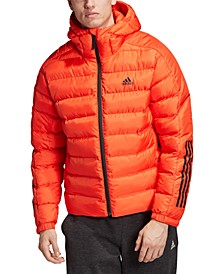 Men's Hooded Insulated Puffer Jacket