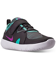 Little Boys Flex Contact 3 Stay-Put Closure Casual Athletic Sneakers from Finish Line