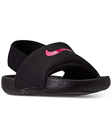 Toddler Girls Kawa Slide Sandals from Finish Line