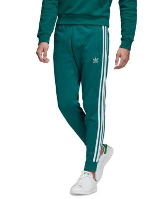 adidas 3 stripe sweatpants