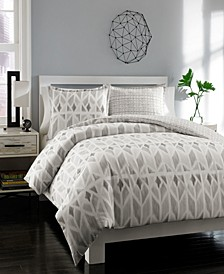 Grayson Full/Queen Duvet Cover Set
