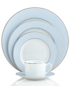 Dinnerware, Dune Blue Limoges Collection