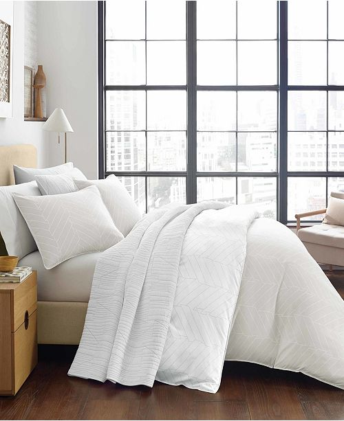 City Scene Demi King Duvet Cover Set