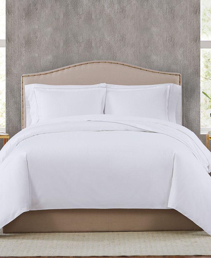 Charisma - 400TC Percale Cotton Full/Queen Duvet Set