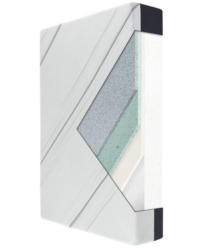 Serta iComfort by CF 1000 10'' Medium Firm Mattress- Twin & Reviews - Mattresses - Macy's