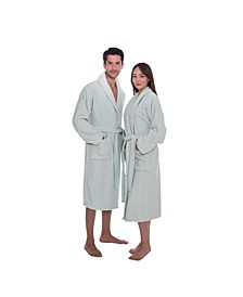 Chevron Unisex Bath Robe