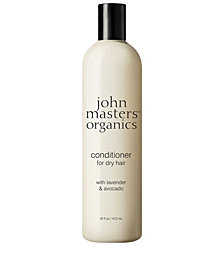 John Masters Organics Conditioner for Dry Hair with Lavender Avocado- 16 fl. oz.