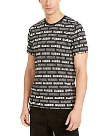 Men's Allover Logo T-Shirt
