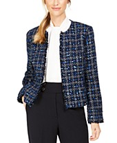 Women Clothing Calvin For Macy's Klein Aq4RLcj35