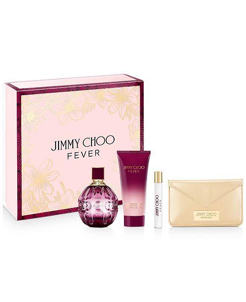Jimmy Choo 4-Pc. Fever Eau de Parfum Gift Set