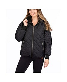 Arden Quilted Jacket