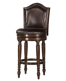 Barcelona Swivel Bar Height Stool