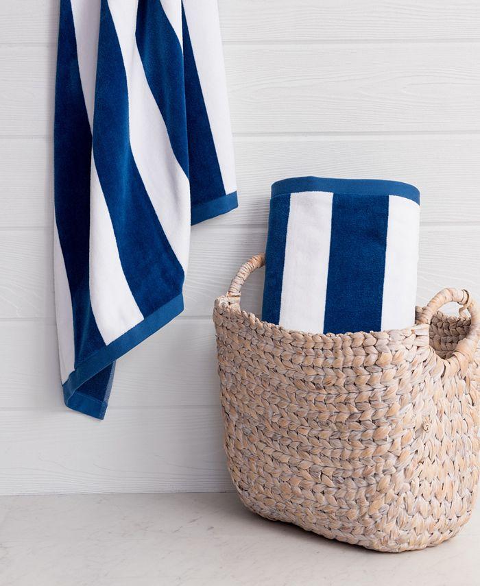 Welhome - Cabana 2-Pc. Beach Towel Set