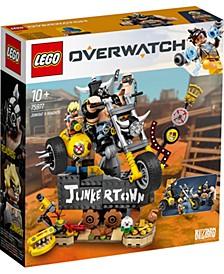 Overwatch Junkrat & Roadhog  75977