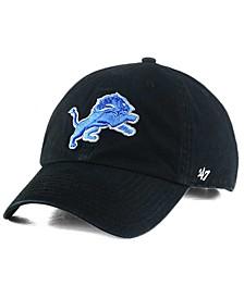 Detroit Lions CLEAN UP Strapback Cap