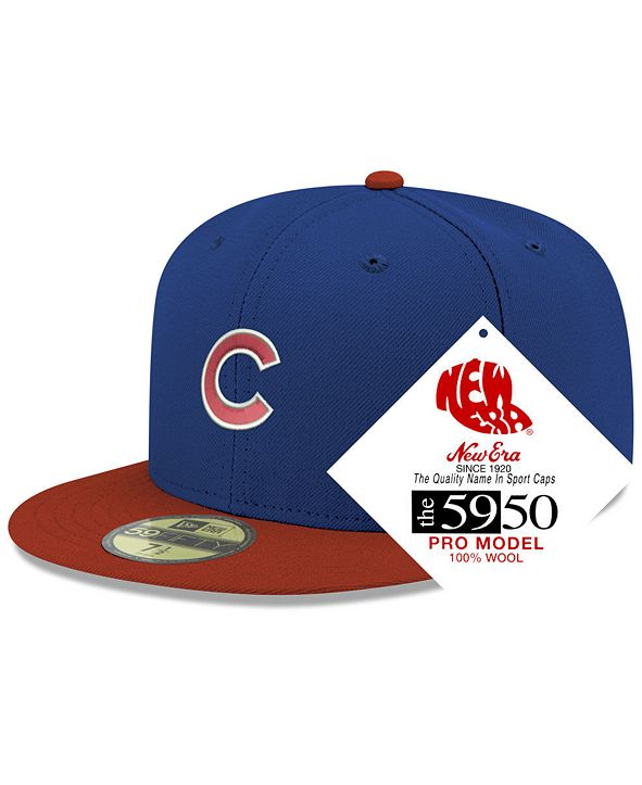 New Era Chicago Cubs Retro Classic 59FIFTY-FITTED Cap