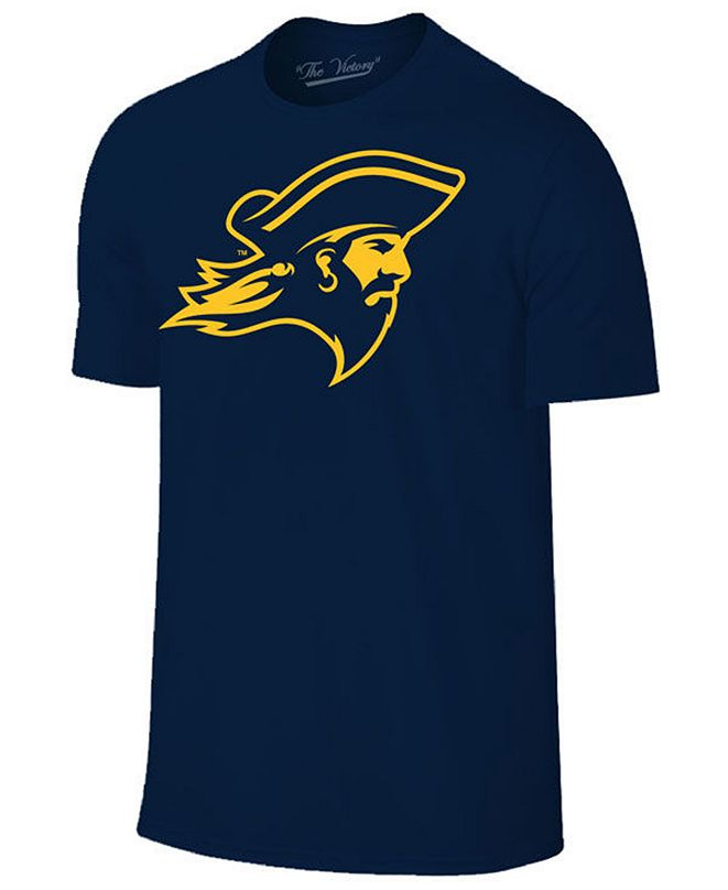 New Agenda Men's East Tennessee State Buccaneers Big Logo T-Shirt