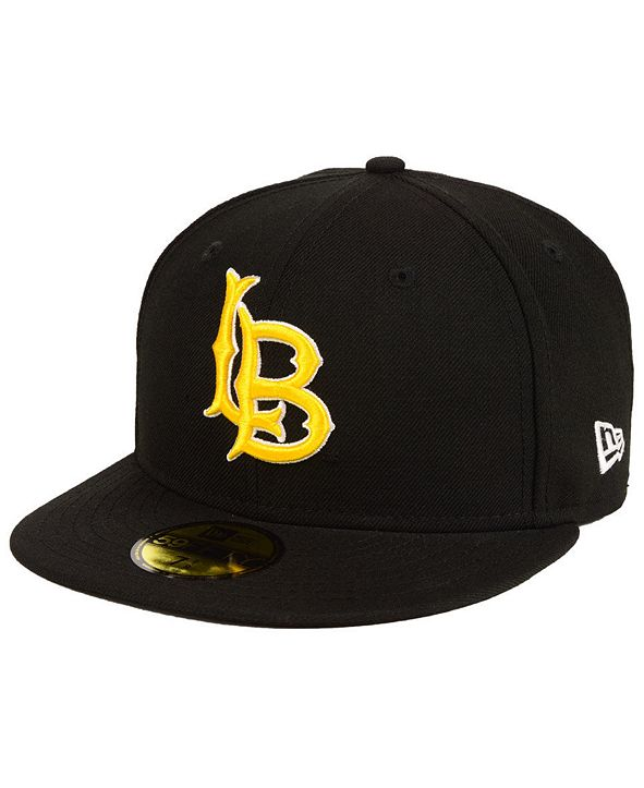 New Era Long Beach State 49ers AC 59FIFTY-FITTED Cap