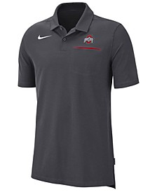 Men's Ohio State Buckeyes Dry Polo
