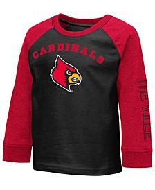 Toddlers Louisville Cardinals Long Sleeve T-Shirt