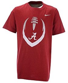 Big Boys Alabama Crimson Tide Icon T-Shirt