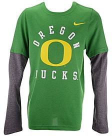 Big Boys Oregon Ducks Legend Long Sleeve T-Shirt
