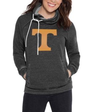 Touch by Alyssa Milano Women's Tennessee Volunteers Cowl Neck Sweatshirt