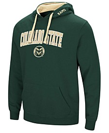 Men's Colorado State Rams Arch Logo Hoodie