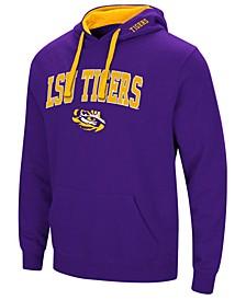 Men's LSU Tigers Arch Logo Hoodie