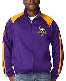 Men's Minnesota Vikings Track Jacket