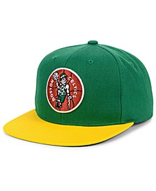 Boston Celtics Team 2 Tone Snapback Cap