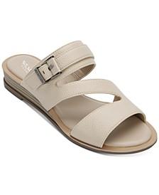 Jessie Asymmetrical Sandals