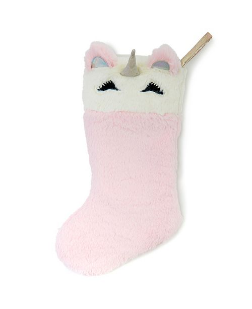 Tricoastal Unicorn Christmas Stocking, Online Only