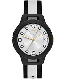 Ladies Reset Nylon Watch, 36mm