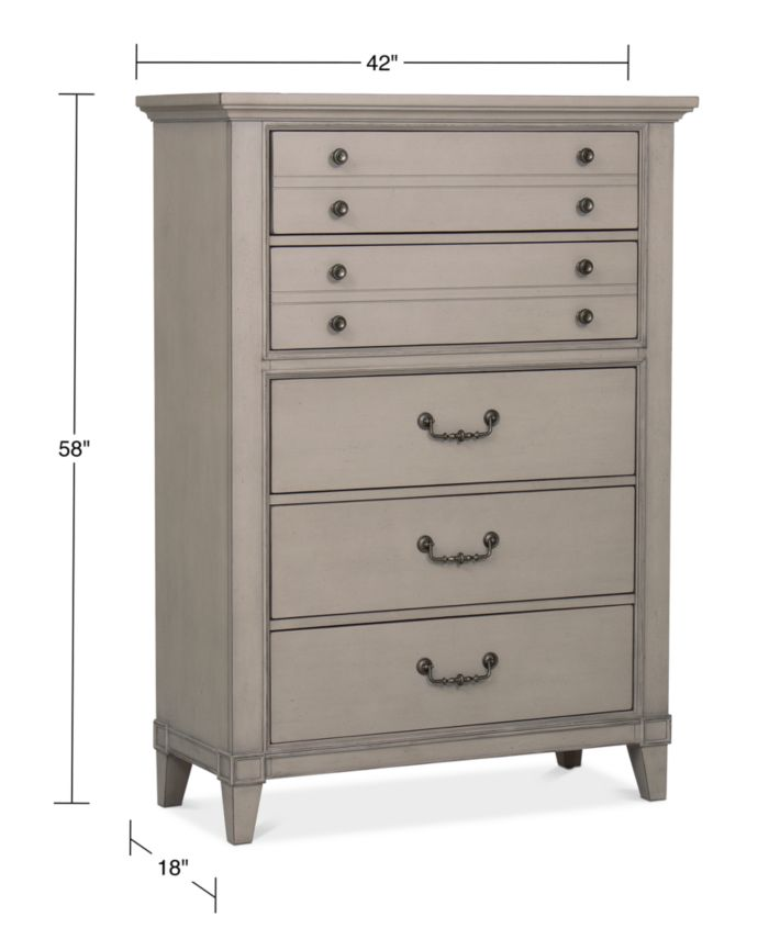 Furniture Sausalito Chest & Reviews - Furniture - Macy's