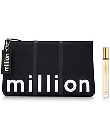 Receive a Complimentary 2-Pc. gift with any large spray purchase from the 1 Million fragrance collection