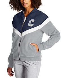 Women's Heritage Fleece Bomber Jacket