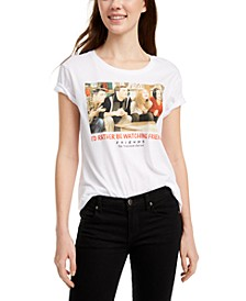 Juniors' Friends Graphic T-Shirt by Hybrid