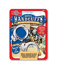 Handcuffs Tin Playset