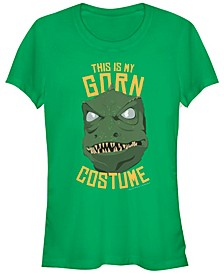 Star Trek Women's This is My Gorn Costume Halloween Short Sleeve Tee Shirt