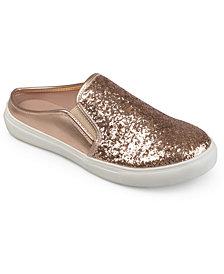 Journee Collection Women's Flori Sneaker Mule