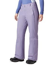 Women's Modern Mountain Internal-Gaiter Snow Pants